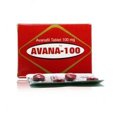 Avagra (Avanafil 100mg) - 1 doboz | 4 darab