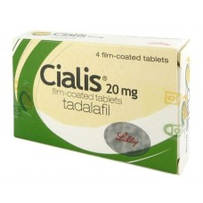 Lilly Cialis (Tadalafil 20 mg)